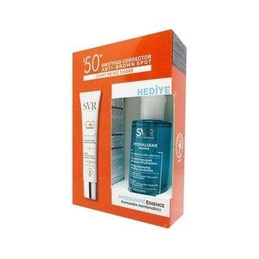SVR SVR Clairial CC Cream Spf50+ Light 40ml Kofre Renksiz